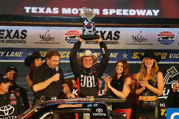 NCWTS TMS Bell Trophy 060917